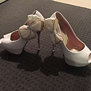 International Wedding Heels