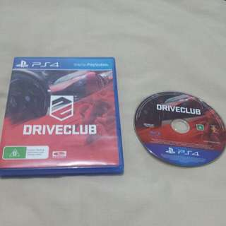 **Pending** PS4 Game - Driveclub