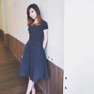 Madeleine Midi Dress
