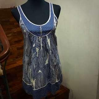 Printed Forever 21 Dress