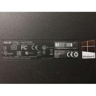 ASUS S551LB (i5-4200U)