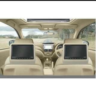 "9"" Car Seat DVD Player / Player"