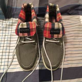 Sperry Top Sider Boots Men's US Size 9.5