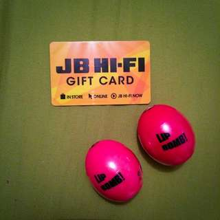 Deal: Spend Over $40 And Get Free JBHIFI Voucher And Lip Balm Set