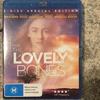 Brand New and Sealed The Lovely Bones Blu-Ray 2-Disc Special Edition