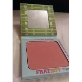 REDUCED FRAT Boy The Balm Blush/Shadow