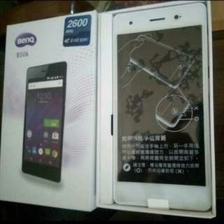 Benq 四核心手機