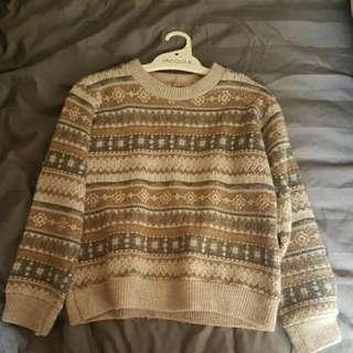Vintage Knit Jumper