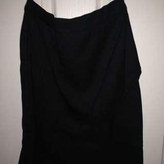 Rise Of Dawn Black Skirt
