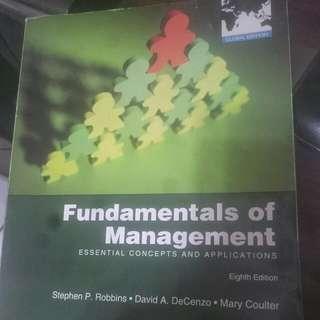 管理學 原文書 Fundamentals of Management 8e Stephen P.Robbins