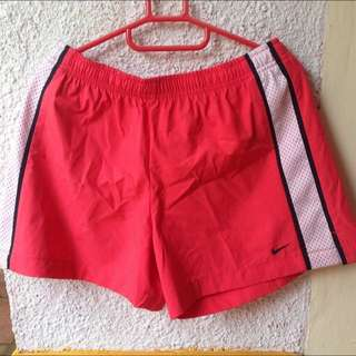 Pink Neon Nike Pants (for Workout)