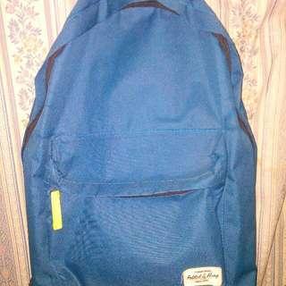 Folded & Hung Backpack