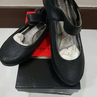 Pierre Cardin Black Shoe