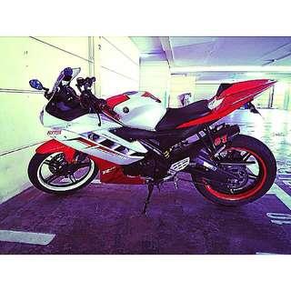 Bike Yamaha R15 V2 Motor