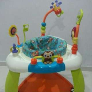 Bright Star Bouncing Chair