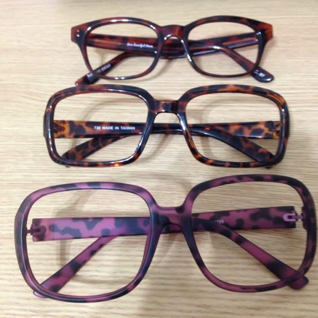 (降)造型眼鏡
