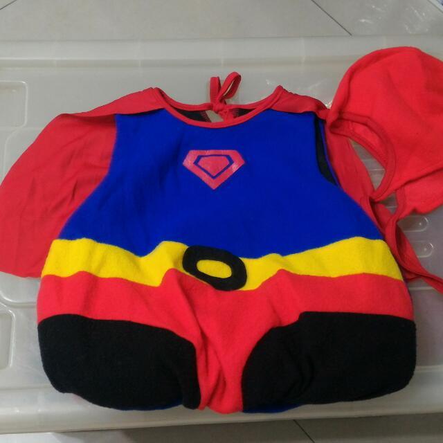 小小孩超人服