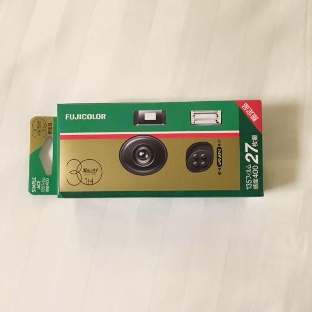 富士 30週年底片相機📷📷相機