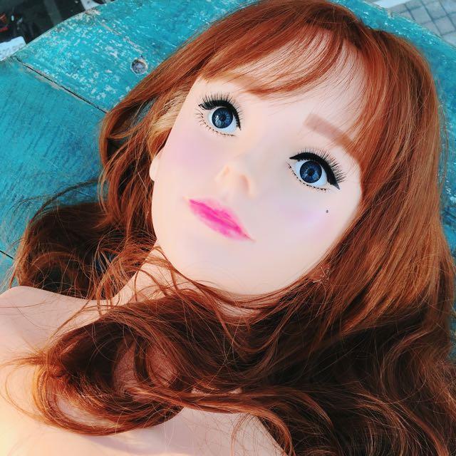 韓國訂製款 小美人魚愛麗兒 激似款 超逼真空氣捲髮🦄💕