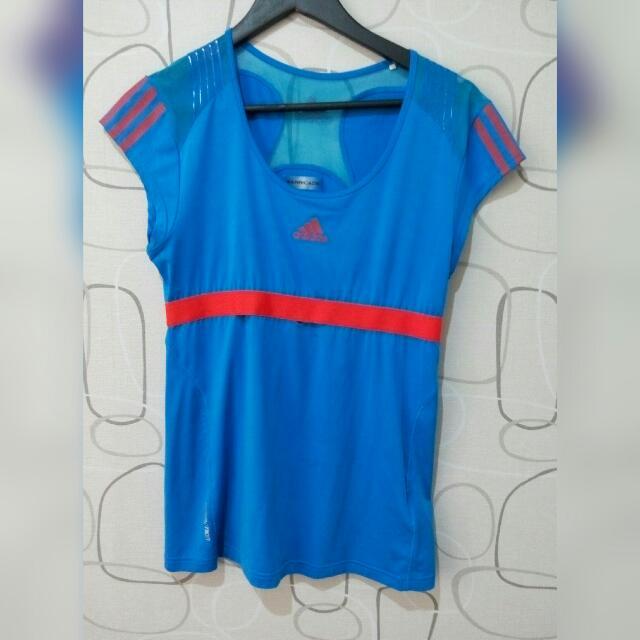 Adidas baricade T-shirt original
