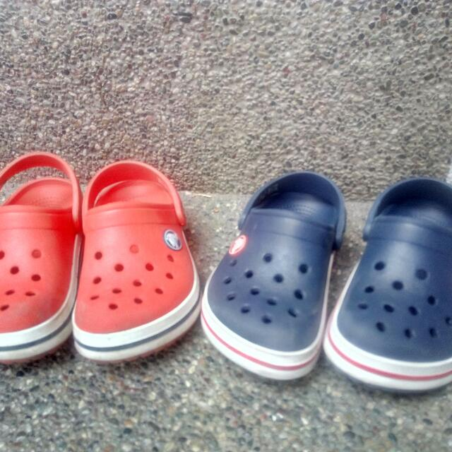 Authentic Crocs For Toddler
