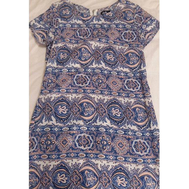 Aztec Dotti dress