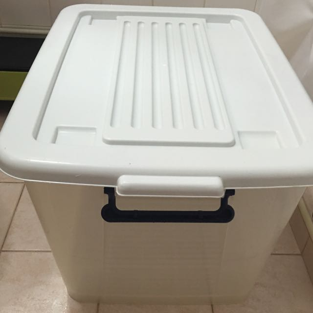 Baby Bathtub & Storage Box