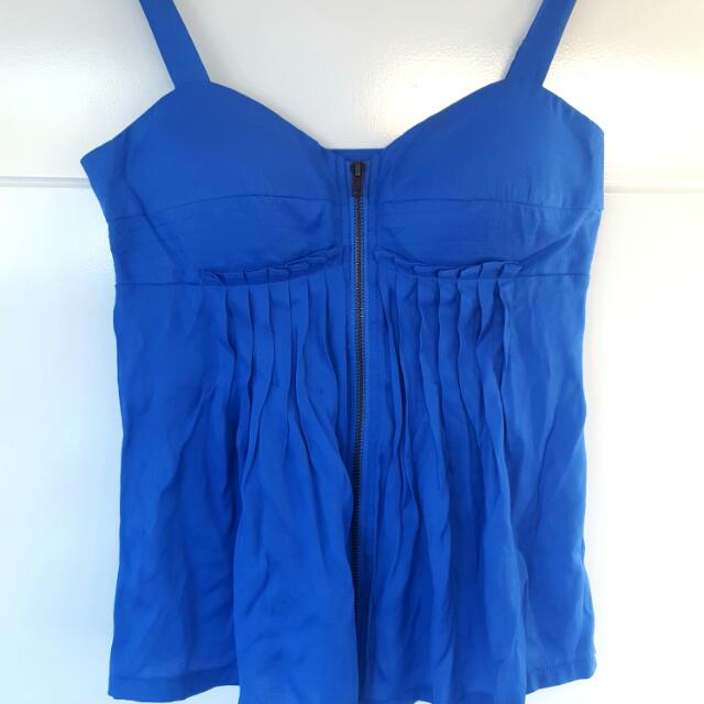 BlueJuice Top Size 8/10