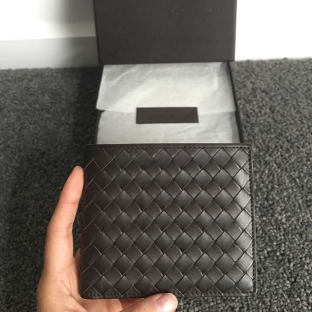 Bottega Veneta Men's Wallet