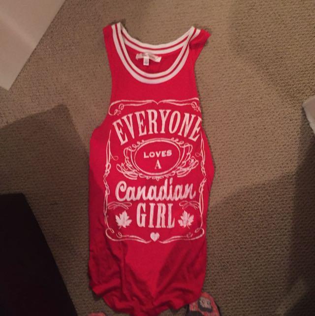 Canada Day Shirt