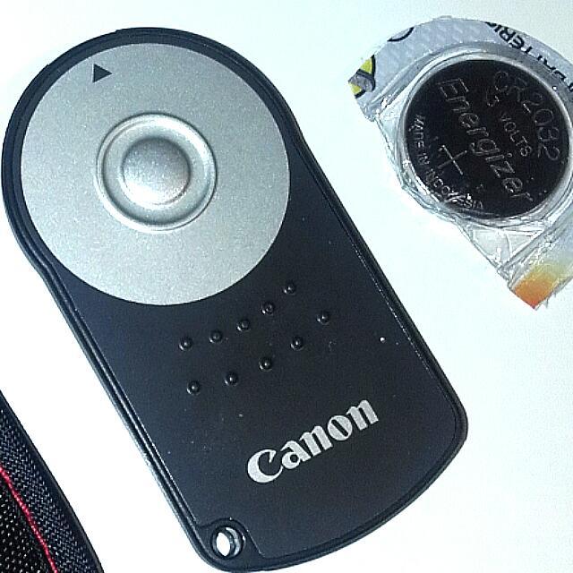 Canon Mini Remote