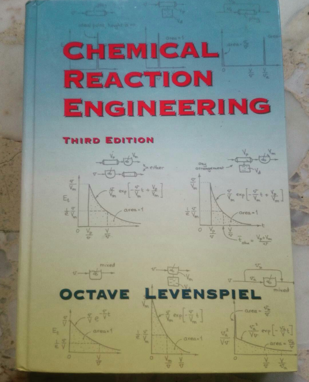 Chemical Reaction Engineering - 3rd Edition, Textbooks on Carousell