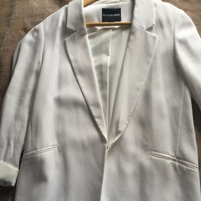 Country Road Jacket Sz 10 RRP $300