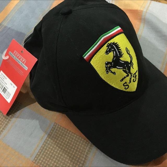 Ferrari Scuderia Series Cap