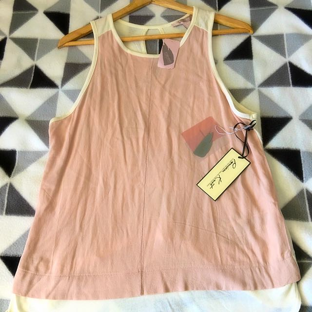FOREVER21 Woven Top