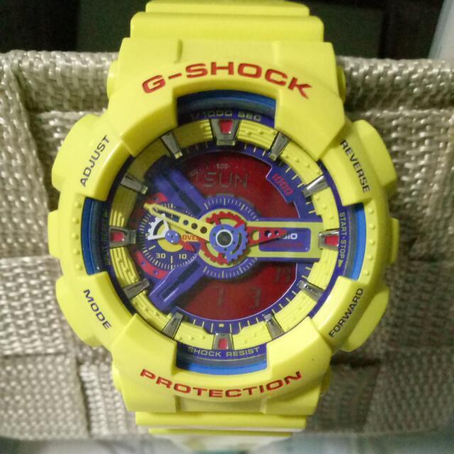 G Shock (GA110)