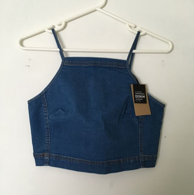 GLASSONS DEMIN CROP