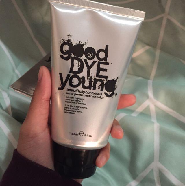 Good Dye Young Hair Dye