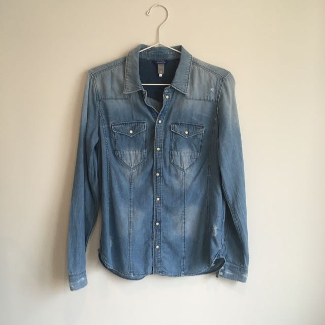G-Star raw Denim Shirt