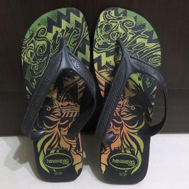 havaianas 哈瓦仕巴西夾腳拖鞋