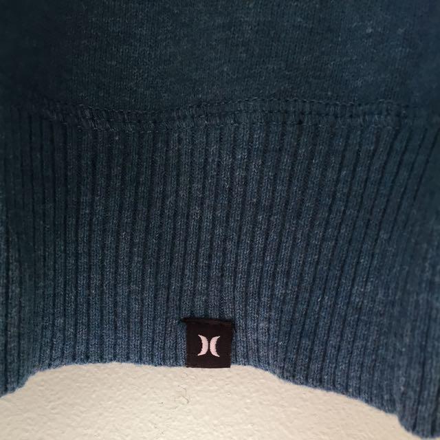 Hurley V-neck Sweater