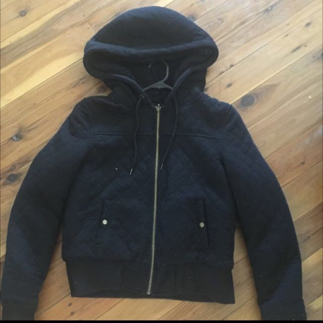Jacket, Thick And Fluffy Inside
