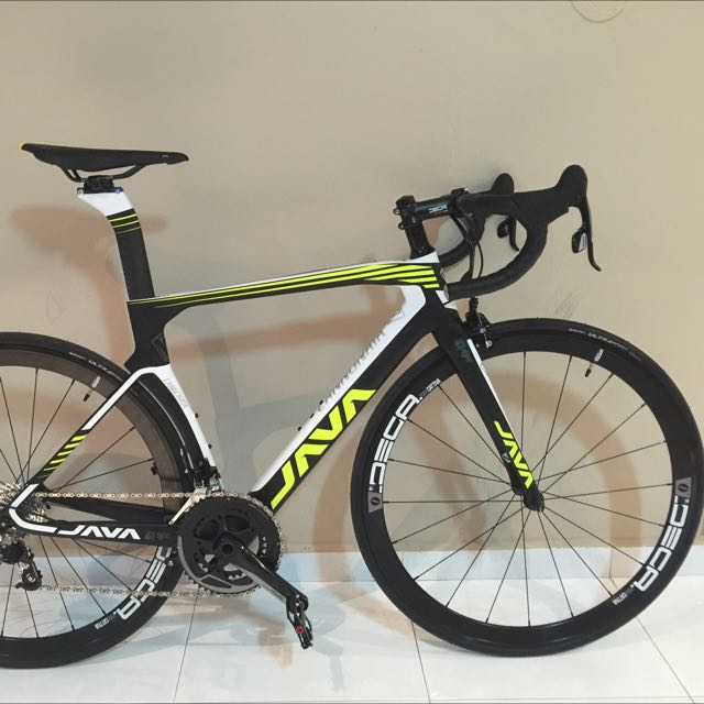 Java Cannonata Rival Full Carbon Road Bike For Sell Sports