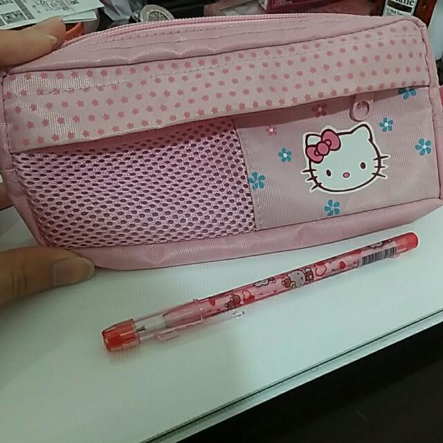 Kitty鉛筆盒