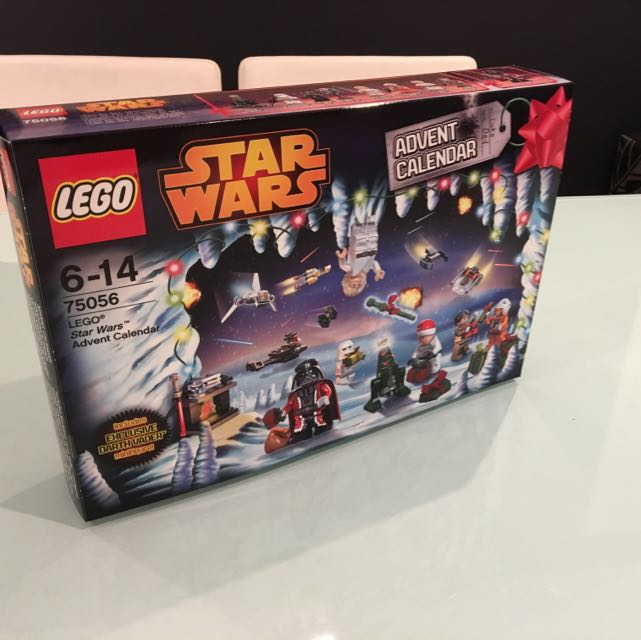 Lego 75056 Star Wars Advent Calendar Discontinued