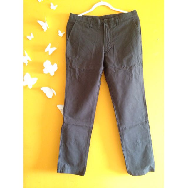 Long Pants - Wood