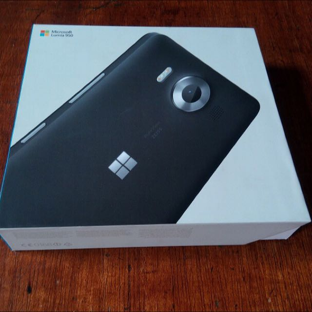 Lumia 950 dual sim windows phone