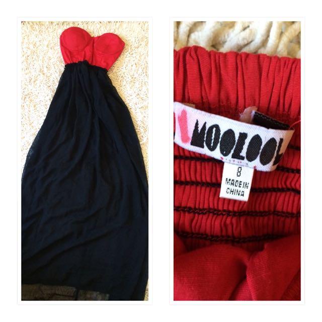 Maxi Dress: 8