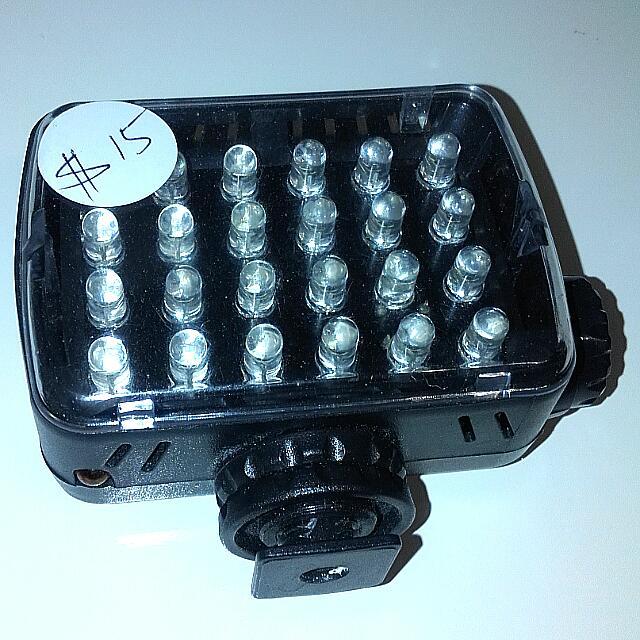 Mini Camera Light