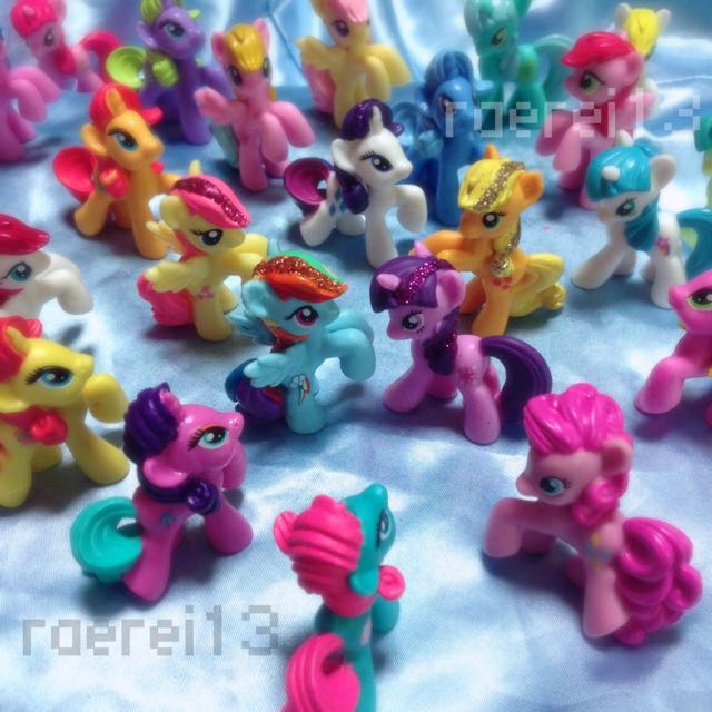 MLP Friendship Is Magic Wave 12 - My Little Pony Blind Bags